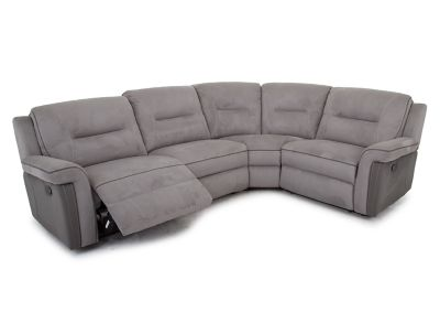 Harveys Maryland Left Hand Facing Manual Corner Sofa Group Fabric
