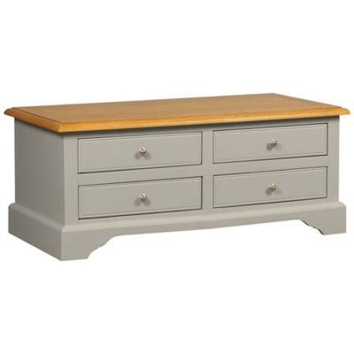 Harveys Cargo Hartham Storage coffee table Grey grey