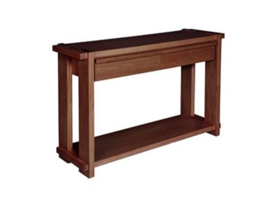 Claremount Dark Console Table