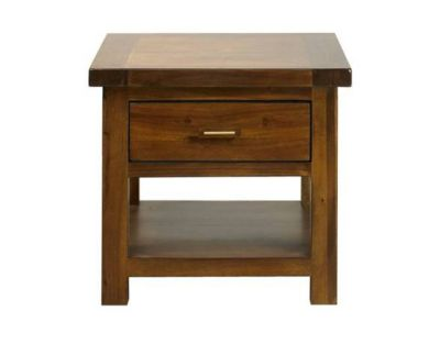 Harveys Cumbria Lamp Table wood