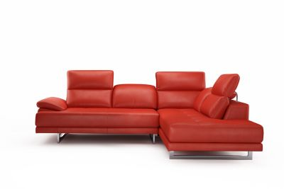 Harveys Thornhill Right Hand Facing Leather Corner Sofa Group With Chaise