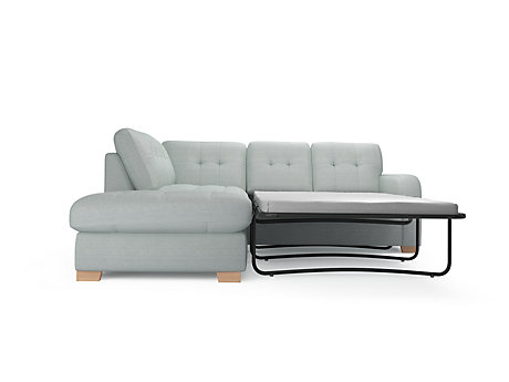 Declan Left Hand Facing Corner Group With Sofabed Chaise