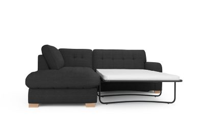 Daisy Left Hand Facing Corner Group With Sofabed Chaise