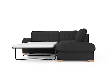Daisy Right Hand Facing Corner Group With Sofabed Chaise