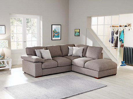 Cargo Bernie Left Hand Facing Corner Group With Chaise