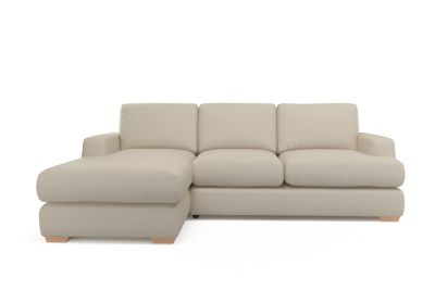 Sebastian 3 Seater Left Hand Facing Sofa With Chaise