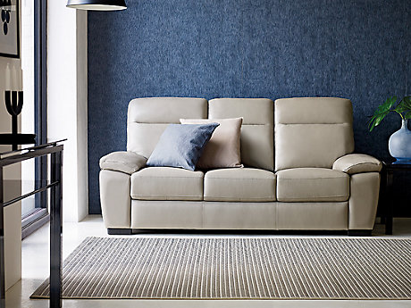 Reid Rome 3 Seater Recliner Sofa