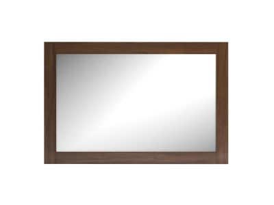 Hampshire Dark Wall Mirror