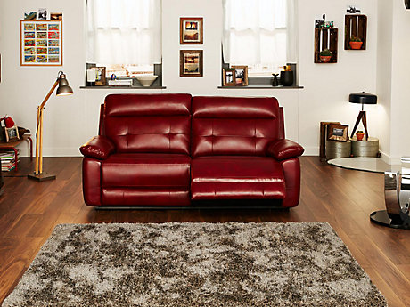 Marlon 3 Seater Recliner Sofa