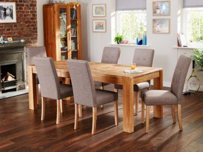 Dining Tables Wood Glass Extended Harveys Furniture