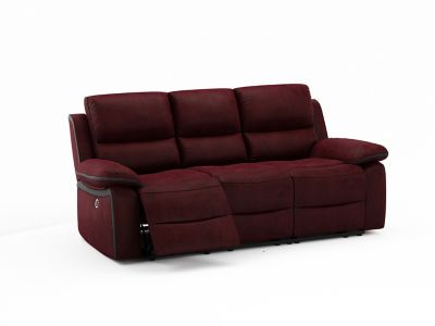 Nashville 3 seater Recliner Sofa