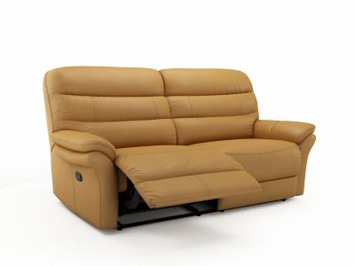 Tuscany 3 Seater Recliner Sofa