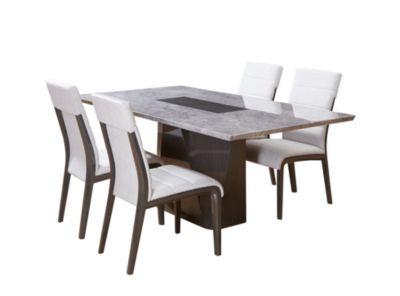 Ottavia Dining Table & 6 Chairs