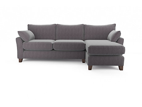 Cargo Ruby Standard Right Hand Facing Corner Group With Chaise