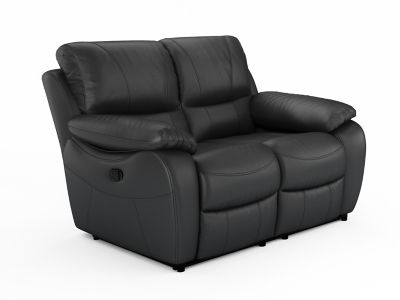 Bel Air Leathaire 2 Seater Recliner Sofa