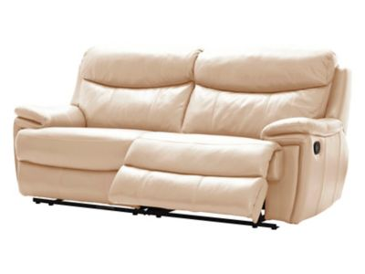 Manning 2 Seater Sofa With 2 Electric Recliner Actions for