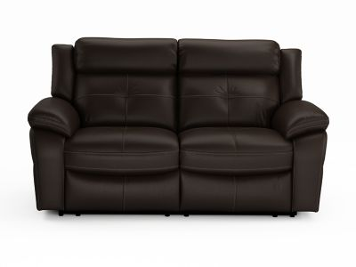 Harveys Langdale 2 Seater Sofa With 2 Manual Recliner Actions