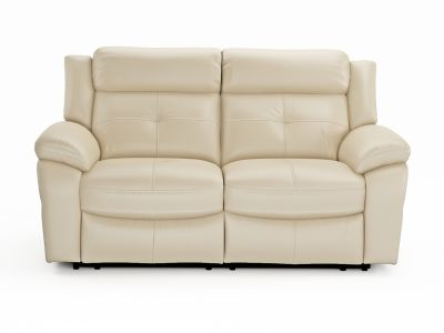 Harveys Langdale 2 Seater Sofa With 2 Electric Recliner Actions