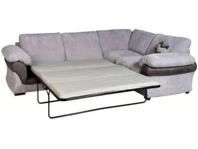 Harveys Lullabye Left Hand Facing Standard Back Sofabed Corner Sofa Group