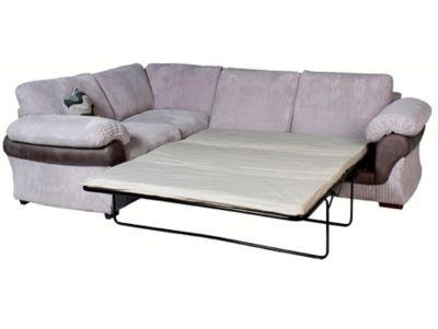 Harveys Lullabye Right Hand Facing Standard Back Sofabed Corner Sofa Group