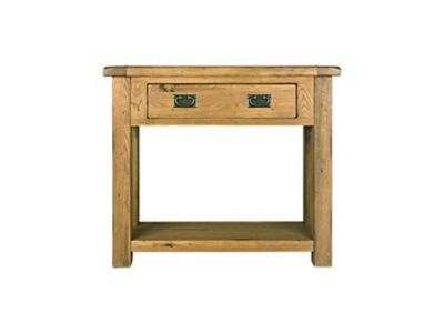 Harveys Toulouse Console table oak