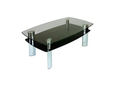 Carla Black Coffee Table