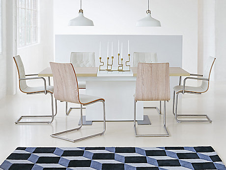 Vieux Dining Chairs (Pair)