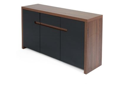 Harveys Vieux Large Sideboard In Black black