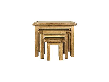 Toulouse Nest Of Tables. Living Room Furniture   Half Price Sale   Harveys Furniture