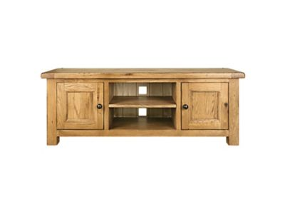 Harveys Toulouse Plasma TV unit oak