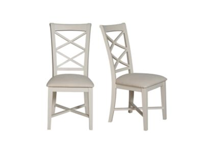 Cargo Hartham Wooden Chair Pair