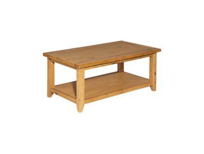 Harveys Brookes Coffee Table Oak