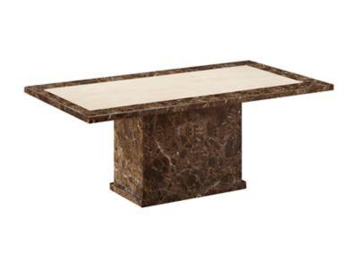 Harveys Caesar Dining Table  Marble marble