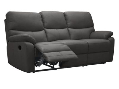 Harveys Bartley 3 Seater Sofa With 2 Electric Recliner Actions