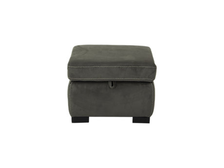 Kinman Storage Footstool