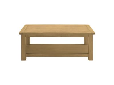 Harveys Toulouse Coffee table oak