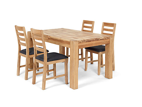 Cargo Portsmore Extending Dining Table