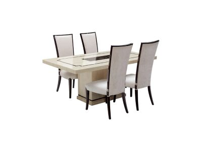 Sparta Table & 4 Chairs