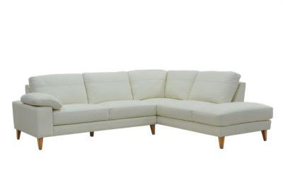 Harveys Thalia Right Hand Facing Leather Corner Sofa Group