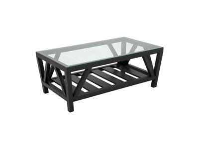 Harveys Sandbanks Coffee Table In Black black