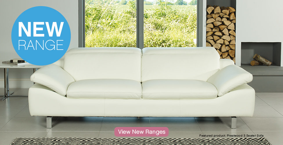 Harveys New Ranges - View Now