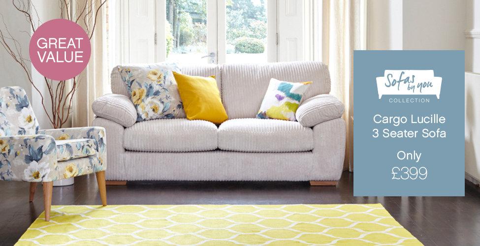 Harveys Spring Sale - Sofa Deals