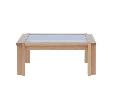 Claremount Square Coffee Table - Oak