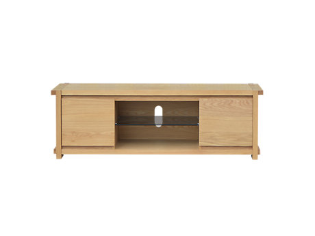 Claremount Entertainment Unit - Oak