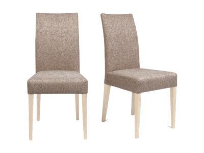 Piston Oak Dining Chair Pair