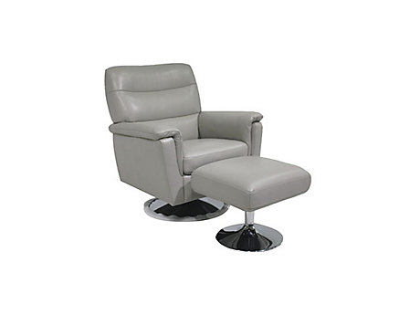 Avi Relaxer Chair & Footstool