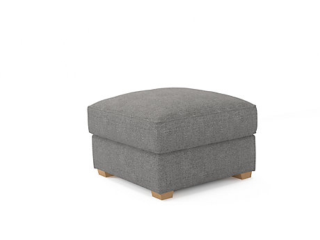 Cargo Lily Storage Footstool