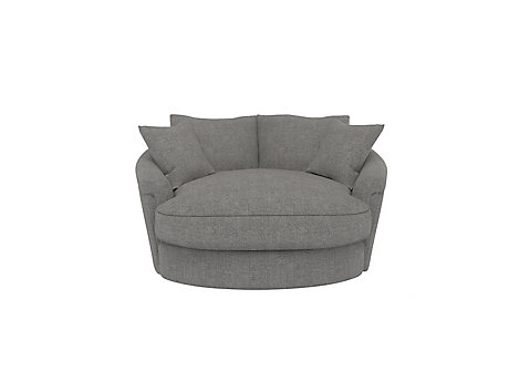 Ashmore Cuddler Pillowback Chair