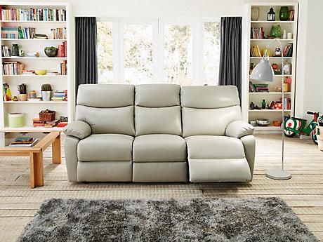 Harrogate 3 Seater Recliner Sofa