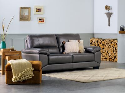 Vixon 3 Seater Sofa